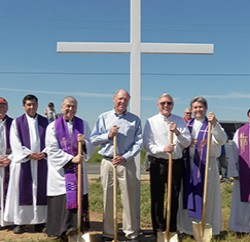 St. James Parish breaks ground on  long awaited new church