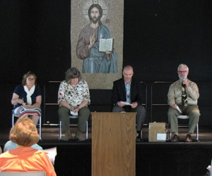 St. Martha hosts workshop on end of life issues