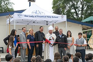 OLPH School, Riverside dedicates STREAM lab