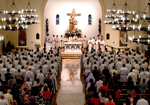 Priests gather for annual convocation