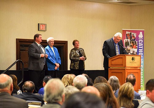 Catholic Schools Leaders honored at awards dinner