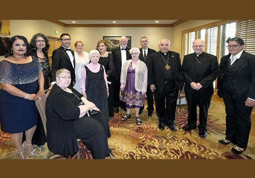 18th Annual Bishop's Dinner Marks 40th Anniversary of Diocese