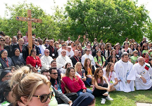 Over 200 diocesan delegates join the V Encuentro Regional Gathering in Visalia