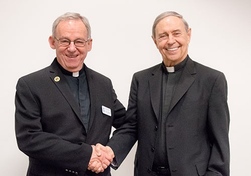 Two Diocesan priests named monsignors